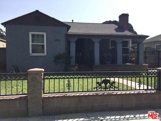 1980 San Francisco Ave, Long Beach, CA 90806 (#20-637598) :: HomeBased Realty