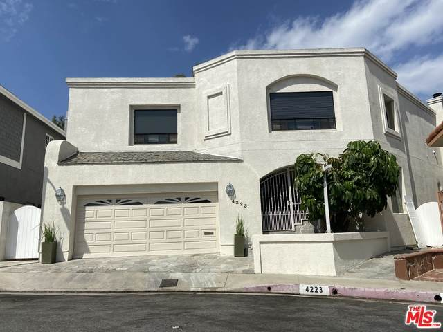 4223 Don Carlos Dr, Los Angeles, CA 90008 (#20-637744) :: The Parsons Team