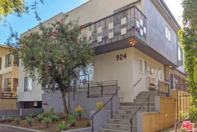 924 N Stanley Ave, West Hollywood, CA 90046 (#20-637790) :: Compass