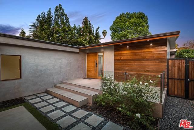 5332 Fulton Ave, Sherman Oaks, CA 91401 (#20-637792) :: Compass