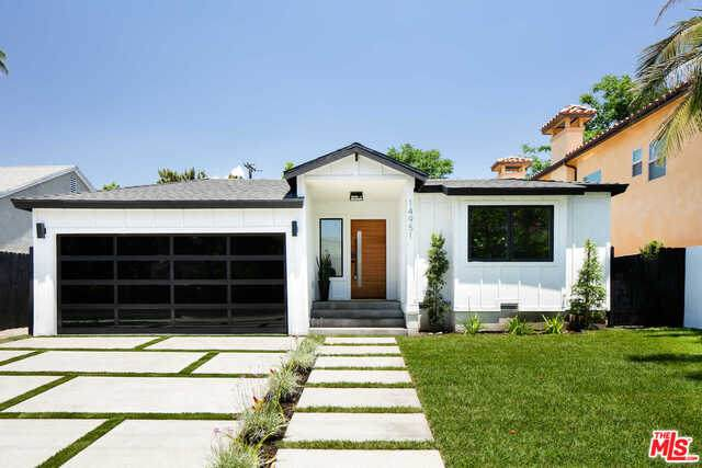 14951 Otsego St, Sherman Oaks, CA 91403 (#20-637908) :: Compass