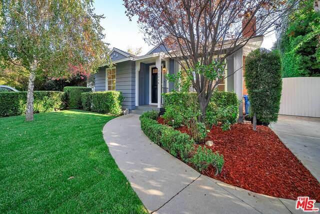 22046 De La Osa St, Woodland Hills, CA 91364 (#20-637928) :: Compass