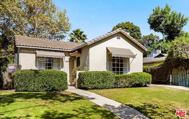 10531 Ilona Ave, Los Angeles, CA 90064 (#20-638036) :: TruLine Realty