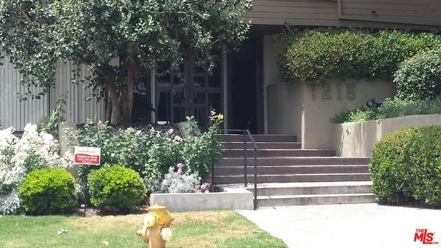 1215 N Olive Dr #410, West Hollywood, CA 90069 (#20-638178) :: HomeBased Realty