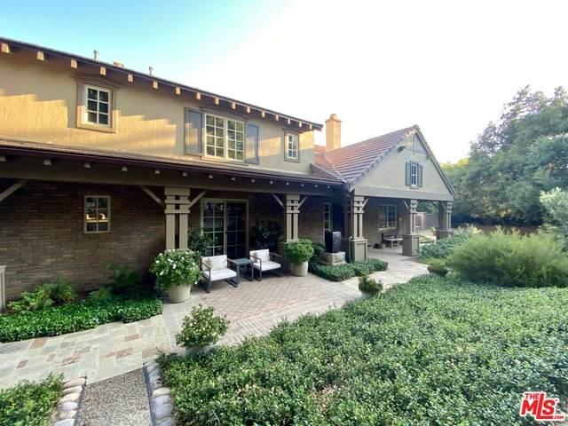 29680 Mulholland Hwy, Agoura Hills, CA 91301 (#20-638222) :: HomeBased Realty