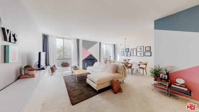927 N Kings Rd #205, West Hollywood, CA 90069 (#20-638314) :: HomeBased Realty