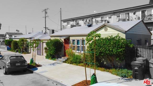 1139 N Cole Ave, Los Angeles, CA 90038 (#20-638584) :: HomeBased Realty