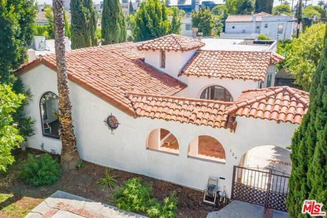 124 N Stanley Dr, Beverly Hills, CA 90211 (#20-638714) :: Compass
