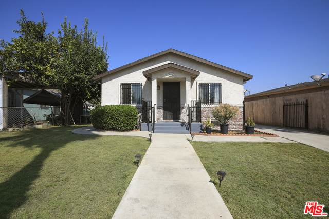 141 W 113Th St, Los Angeles, CA 90061 (#20-638852) :: Lydia Gable Realty Group