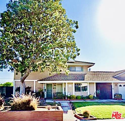 2322 Dunswell Ave, Hacienda Heights, CA 91745 (#20-638930) :: The Parsons Team