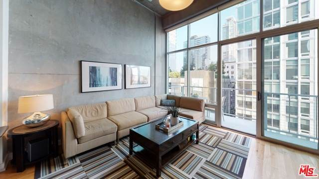 645 W 9Th St #724, Los Angeles, CA 90015 (#20-639194) :: The Pratt Group
