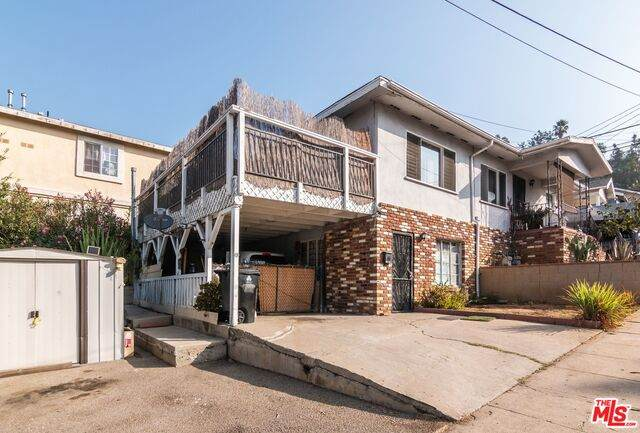 6157 Ruby Pl, Los Angeles, CA 90042 (#20-639340) :: Randy Plaice and Associates