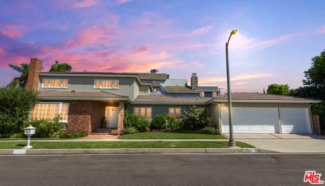 7900 Hulbert Ave, Playa Del Rey, CA 90293 (#20-639950) :: TruLine Realty