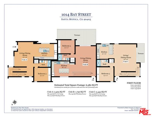 1014 Bay A, Santa Monica, CA 90405 (#20-640140) :: Randy Plaice and Associates