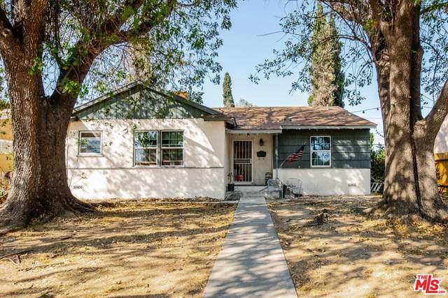 15905 San Fernando Mission Blvd, Granada Hills, CA 91344 (#20-640760) :: Arzuman Brothers