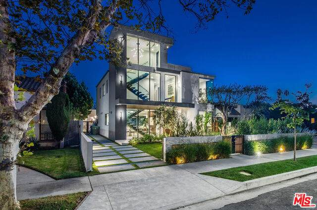 6556 Colgate Ave, Los Angeles, CA 90048 (#20-641406) :: The Parsons Team