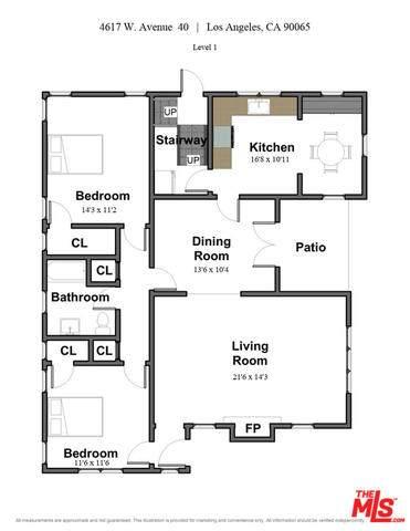 4617 W Avenue 40, Los Angeles, CA 90065 (#20-642040) :: Randy Plaice and Associates