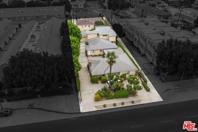 1920 S Barrington Ave, Los Angeles, CA 90025 (#20-642126) :: The Pratt Group