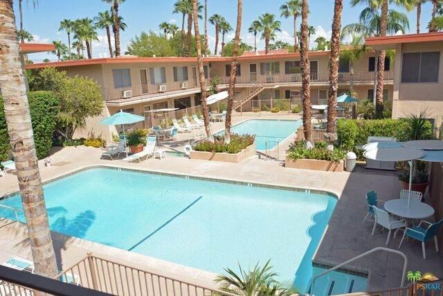 2290 S Palm Canyon Dr #11, Palm Springs, CA 92264 (#20-643122) :: The Suarez Team