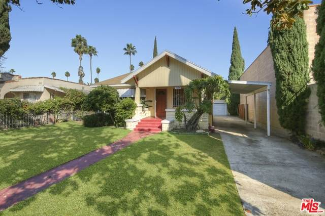 3638 8Th Ave, Los Angeles, CA 90018 (#20-643182) :: TruLine Realty