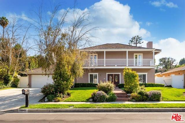 23942 Califa St, Woodland Hills, CA 91367 (#20-644160) :: The Pratt Group