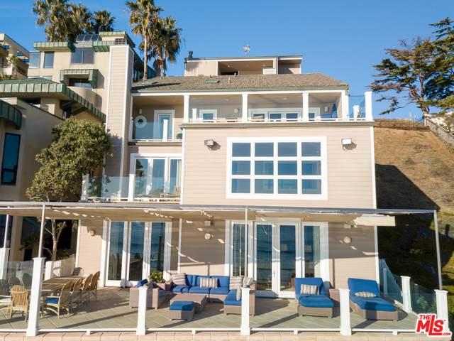 31444 Broad Beach Rd, Malibu, CA 90265 (#20-644590) :: Randy Plaice and Associates
