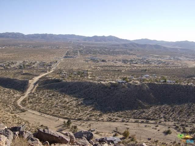 0 Avalon Ave, Yucca Valley, CA 92284 (MLS #20-644842) :: The Sandi Phillips Team