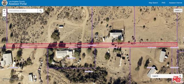0 Vac/Tiger Mountain Rd/Vi Frd, Acton, CA 93510 (#20-644890) :: The Grillo Group