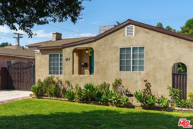 267 W Santa Anita Ave, Burbank, CA 91502 (#20-645046) :: The Pratt Group