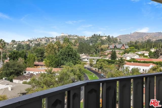 4455 Los Feliz Blvd #708, Los Angeles, CA 90027 (#20-645836) :: Randy Plaice and Associates