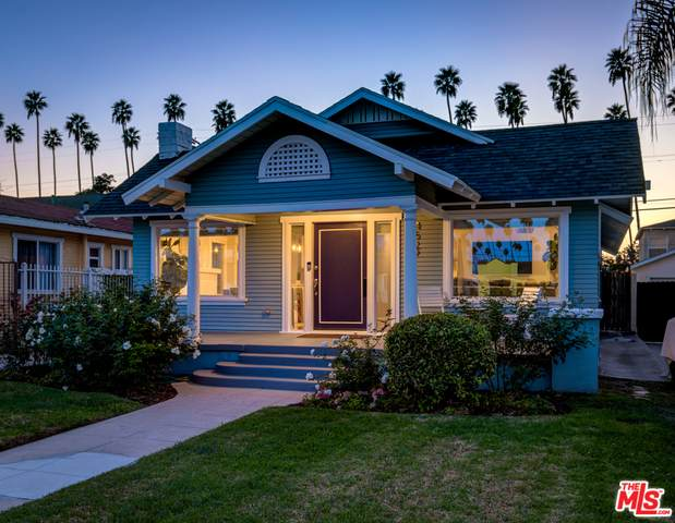 4529 2Nd Ave, Los Angeles, CA 90043 (#20-646294) :: Lydia Gable Realty Group