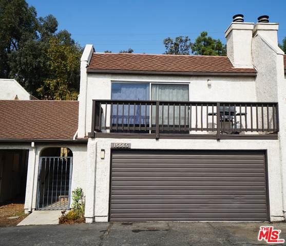 15565 Crestview Ln #91, Granada Hills, CA 91344 (#20-646412) :: Arzuman Brothers