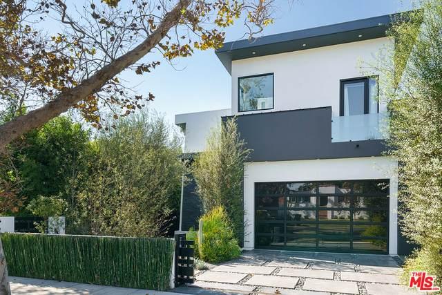727 N Las Palmas Ave, Los Angeles, CA 90038 (#20-646604) :: Randy Plaice and Associates