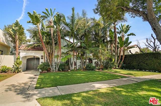6601 Moore Dr, Los Angeles, CA 90048 (#20-646790) :: The Parsons Team