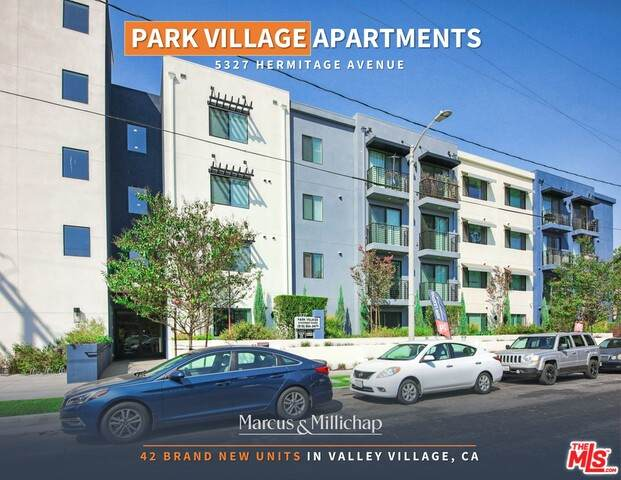 5327 Hermitage Ave, Valley Village, CA 91607 (#20-646900) :: The Parsons Team