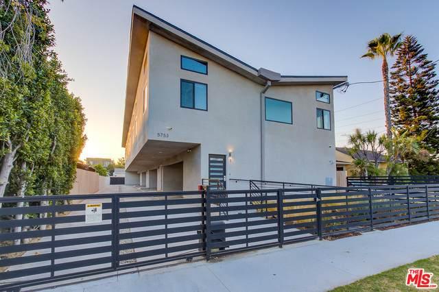 5753 Case Ave, North Hollywood, CA 91601 (#20-647112) :: Randy Plaice and Associates