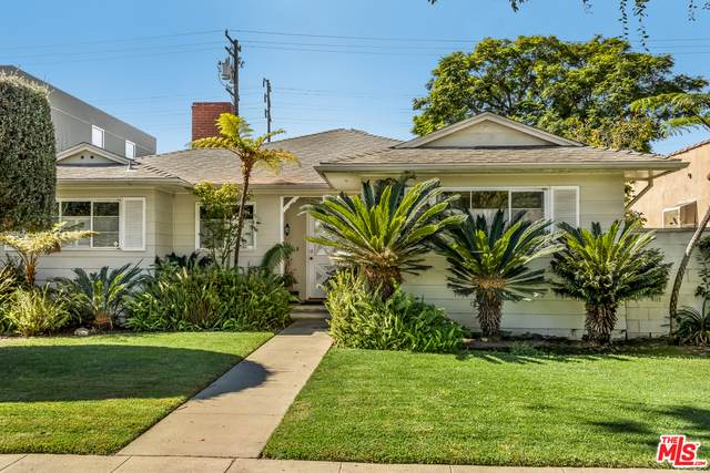 4163 Keystone Ave, Culver City, CA 90232 (#20-647222) :: The Pratt Group