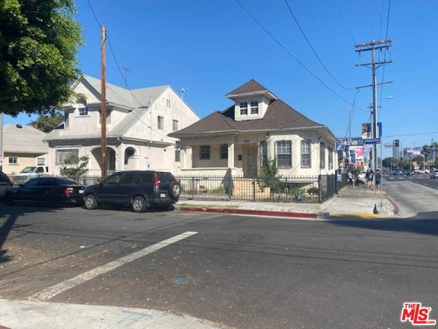 1524 S New Hampshire Ave, Los Angeles, CA 90006 (#20-647292) :: The Parsons Team