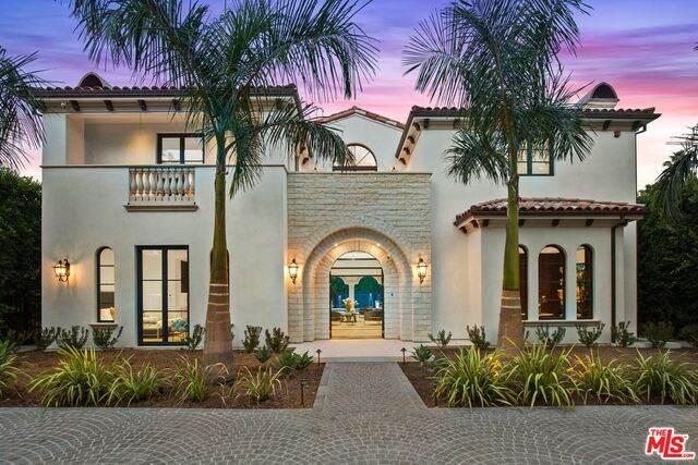 508 N Alpine Dr, Beverly Hills, CA 90210 (#20-647318) :: TruLine Realty