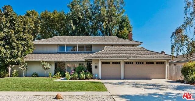 1375 Breckford Ct, Westlake Village, CA 91361 (#20-647674) :: The Pratt Group