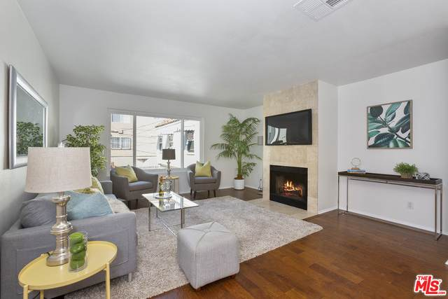 8515 Saturn St #105, Los Angeles, CA 90035 (#20-647688) :: TruLine Realty