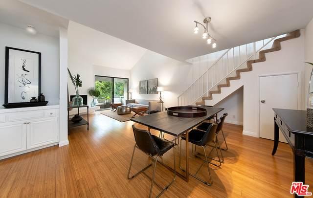 2663 Centinela Ave #304, Santa Monica, CA 90405 (#20-647946) :: Berkshire Hathaway HomeServices California Properties