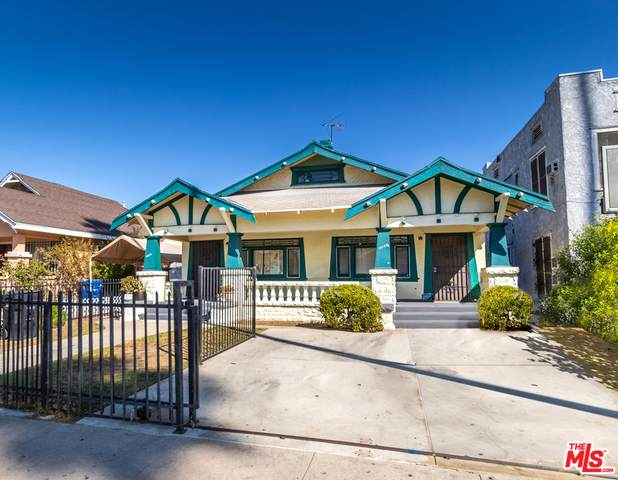 3918 Dalton Ave, Los Angeles, CA 90062 (#20-648056) :: Lydia Gable Realty Group