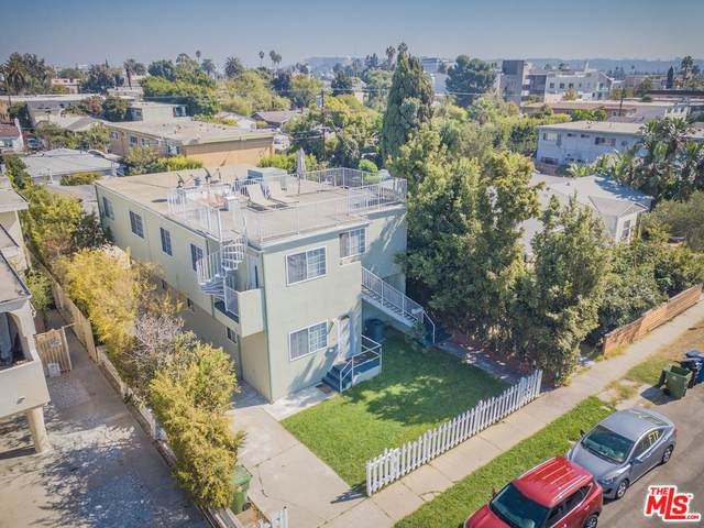 3652 Veteran Ave #54, Los Angeles, CA 90034 (#20-648378) :: The Parsons Team