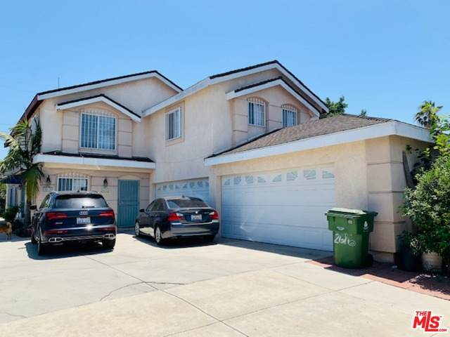 2614 S Victoria Ave, Los Angeles, CA 90016 (#20-648612) :: The Parsons Team