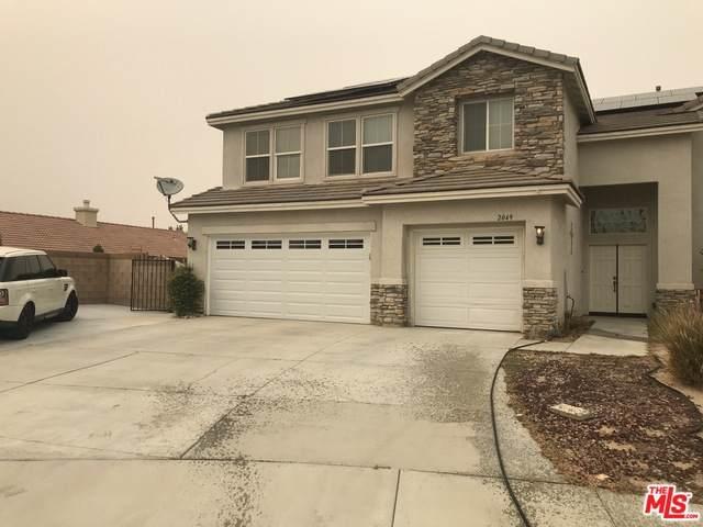2049 W Avenue K15, Lancaster, CA 93536 (#20-648702) :: Randy Plaice and Associates