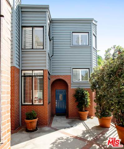 823 17Th St #1, Santa Monica, CA 90403 (#20-648800) :: The Pratt Group