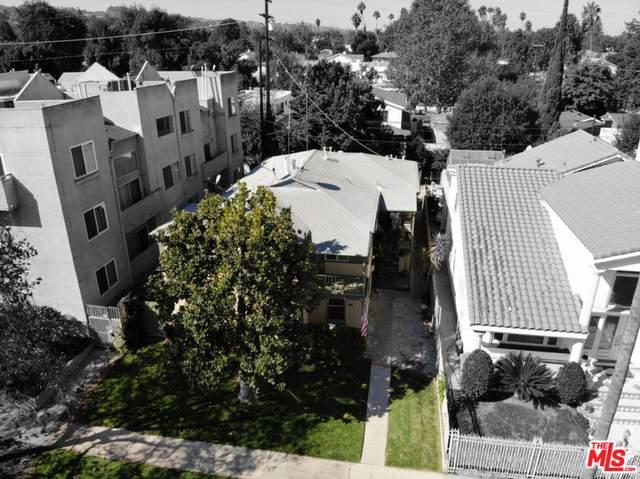 4245 Laurel Canyon Blvd, Studio City, CA 91604 (#20-648822) :: The Parsons Team