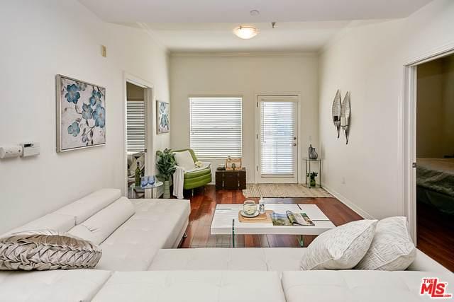 1025 Dewey Ave #504, Los Angeles, CA 90006 (#20-648896) :: TruLine Realty