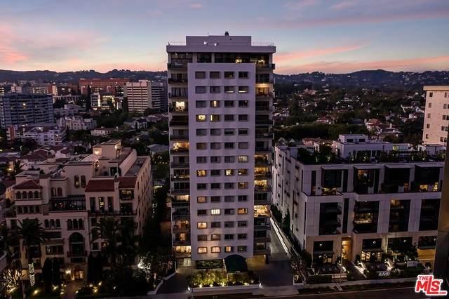 10787 Wilshire Blvd #1003, Los Angeles, CA 90024 (#20-649328) :: TruLine Realty